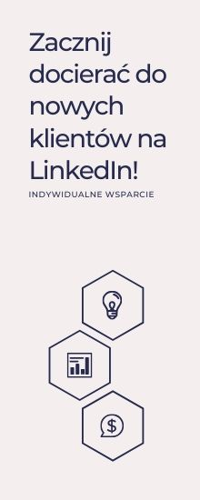 Zapisz się na indywidualne warsztaty z LinkedIn, personal branding, wizerunku w social media, które prowadzi Monika Gawanowska.