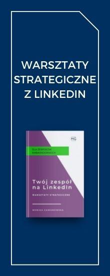 Dowiedz się więcej o warsztatach strategicznych z LinkedIn.