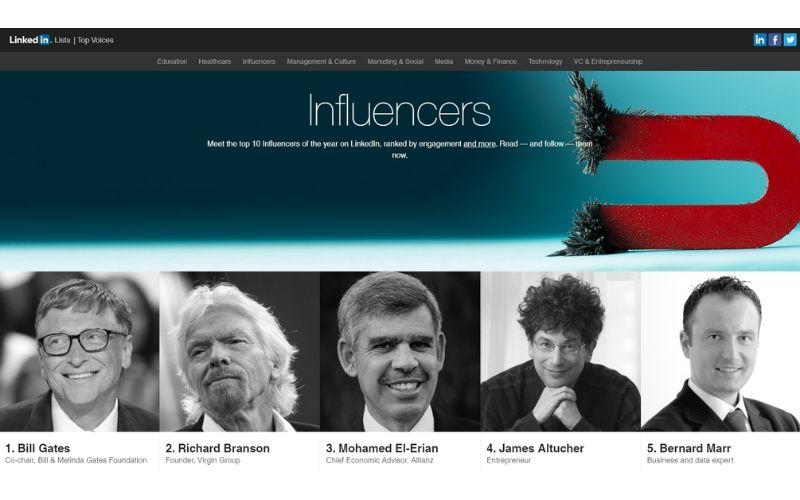 Jak pisać posty na LinkedIn? - obserwuj influencerów