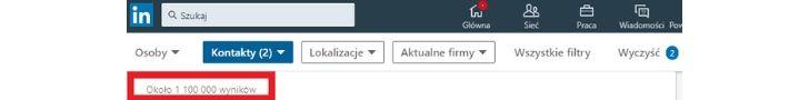 Zasięg sieci - zasięg postów na LinkedIn