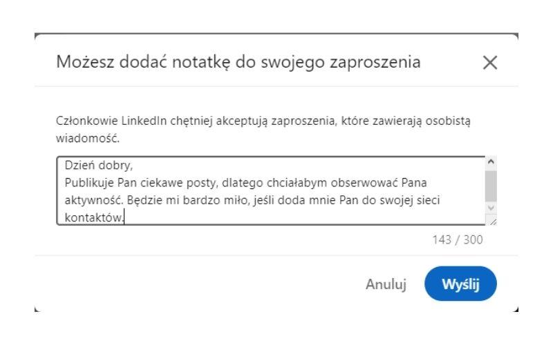 Jak szukać klientów na LinkedIn i wysyłać zaproszenia?
