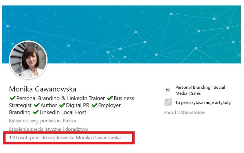 Czy rekomendacje na LinkedIn są ważne i wiarygodne?