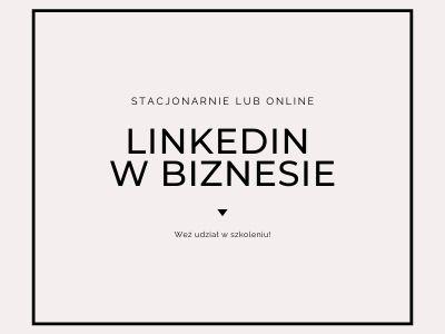 Kompleksowe szkolenie o LinkedIn dla pracowników.
