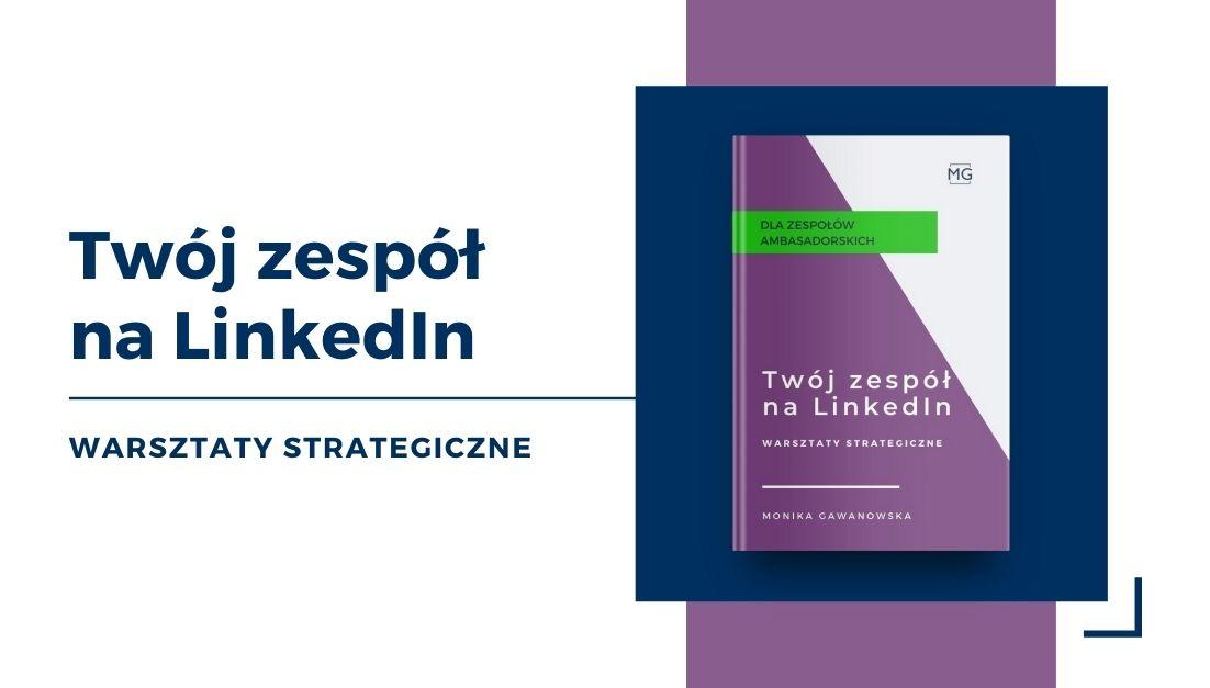 Warsztaty strategiczne z LinkedIn