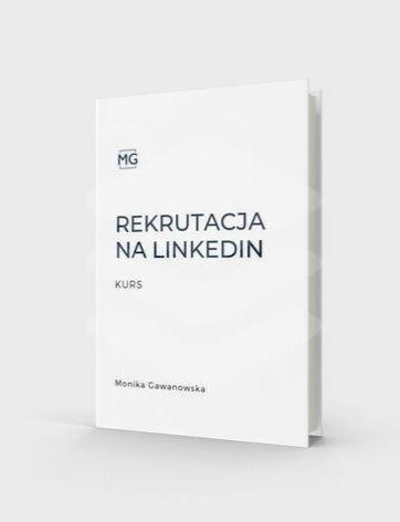 Rekrutacja na LinkedIn to szkolenie, które prowadzi Monika Gawanowska. Podczas kursu uczy, jak rekrutować poprzez LinkedIn, jak szukać kandydatów, jak nawiązywać z nimi kontakt i jak zarządzać rekrutacją i aplikacjami.